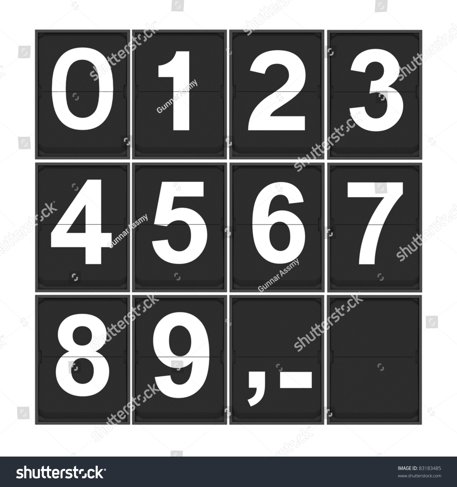 Magnificent Clock Number Template Elaboration - Documentation ...