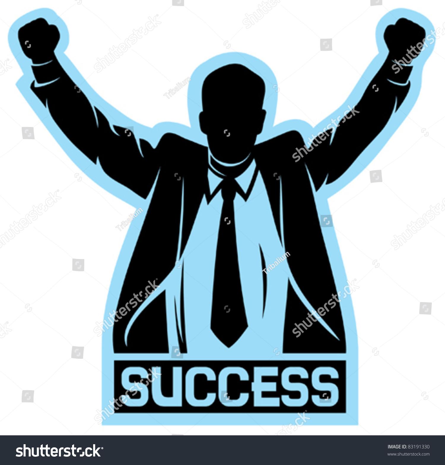 successful businessman stock vector shutterstock successful businessman