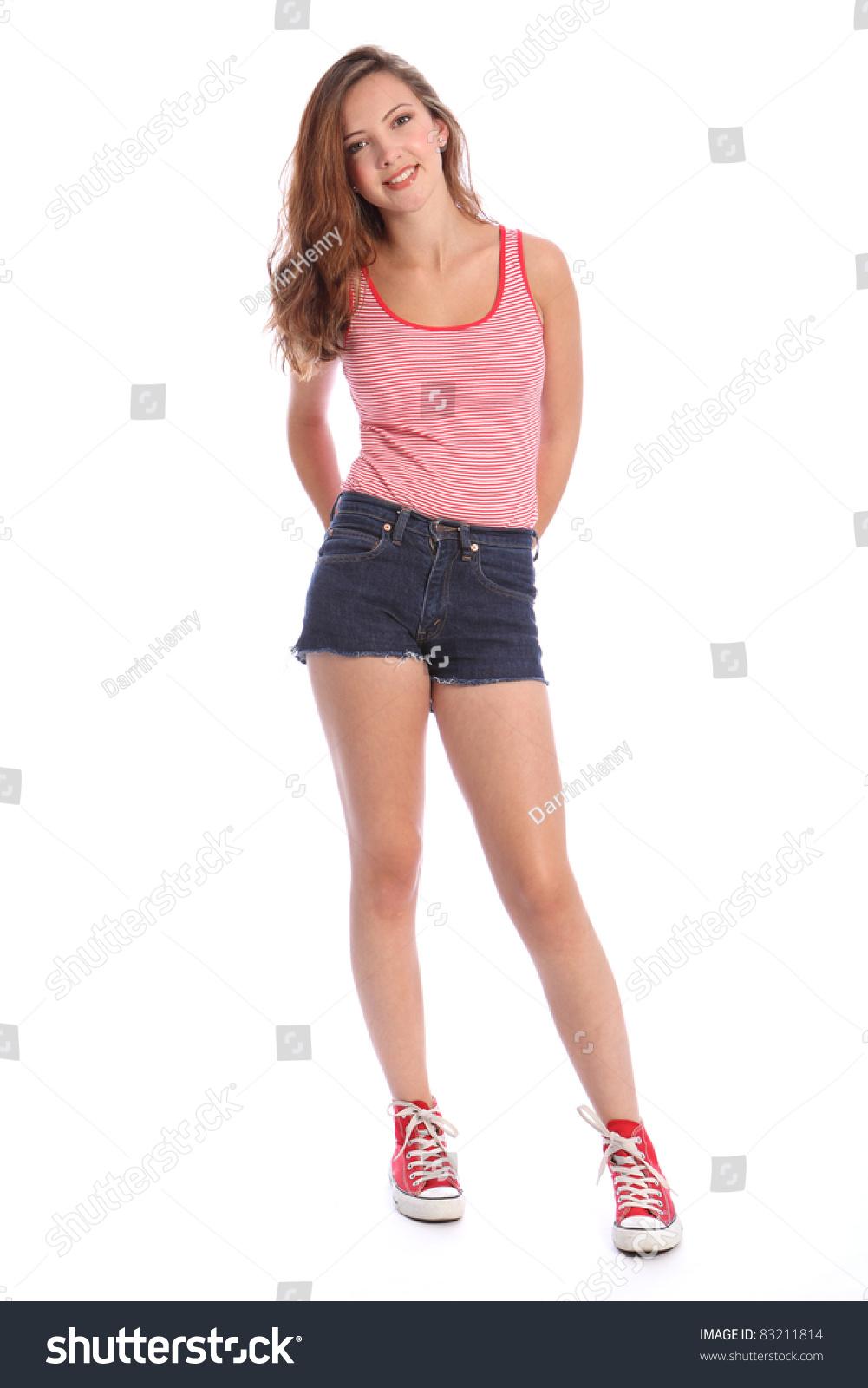 Young Teen Girls Shorts Images - Usseekcom-4267