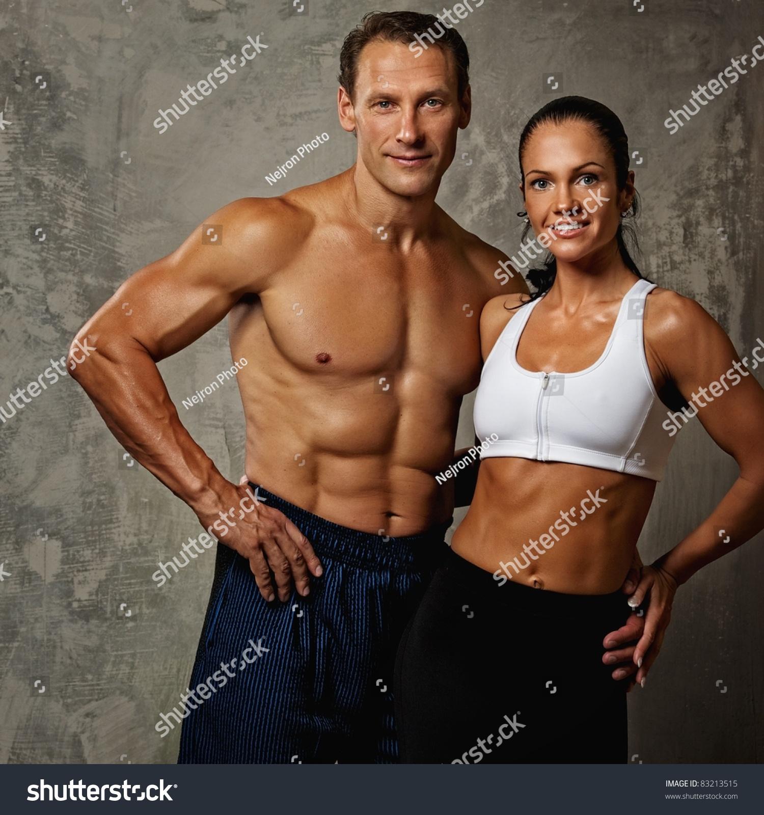 Фото мускулистых девушек в одежде 5 фотография