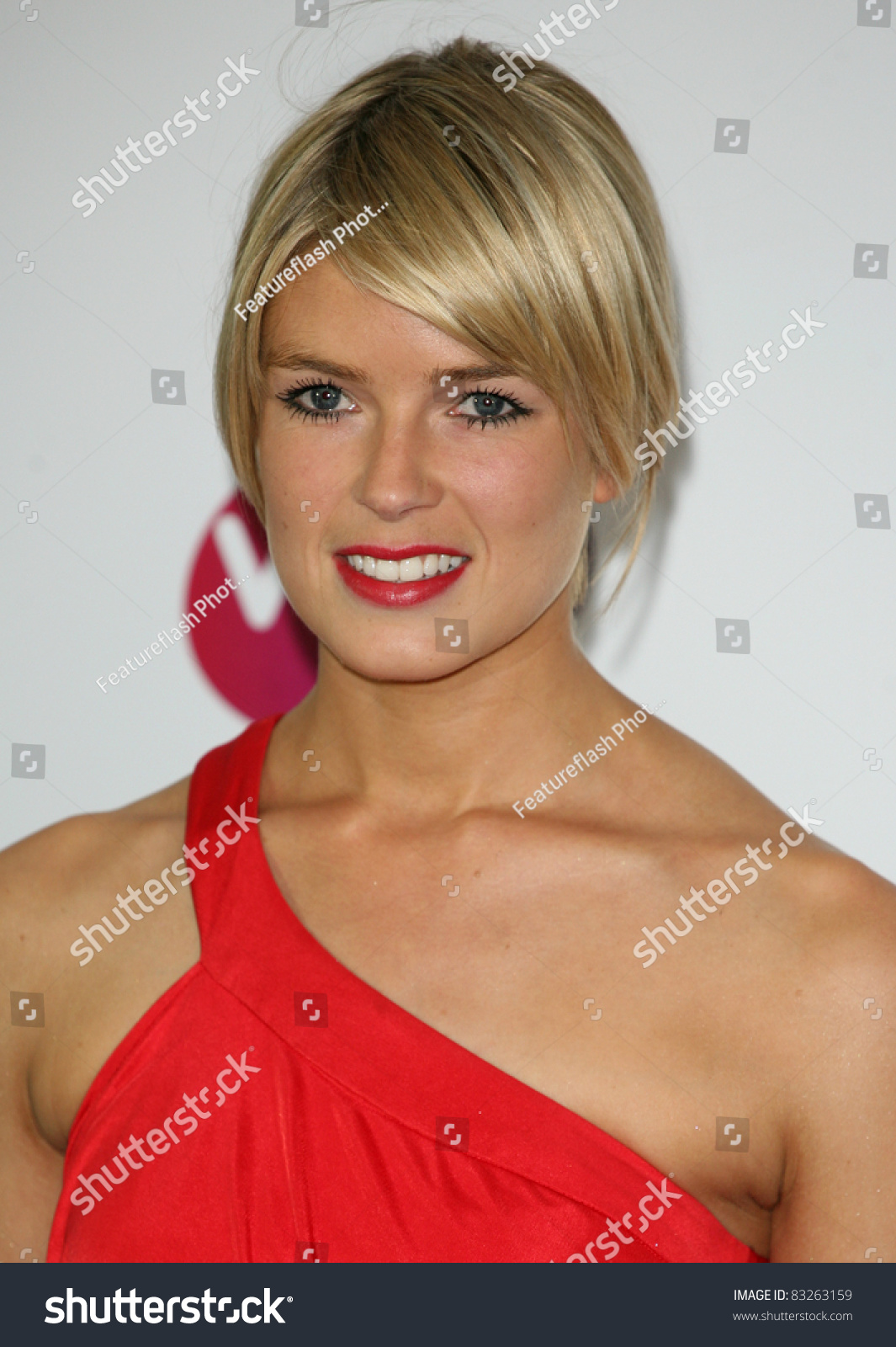 Isabella Calthorpe Arriving For The Pre Wimbledon Party