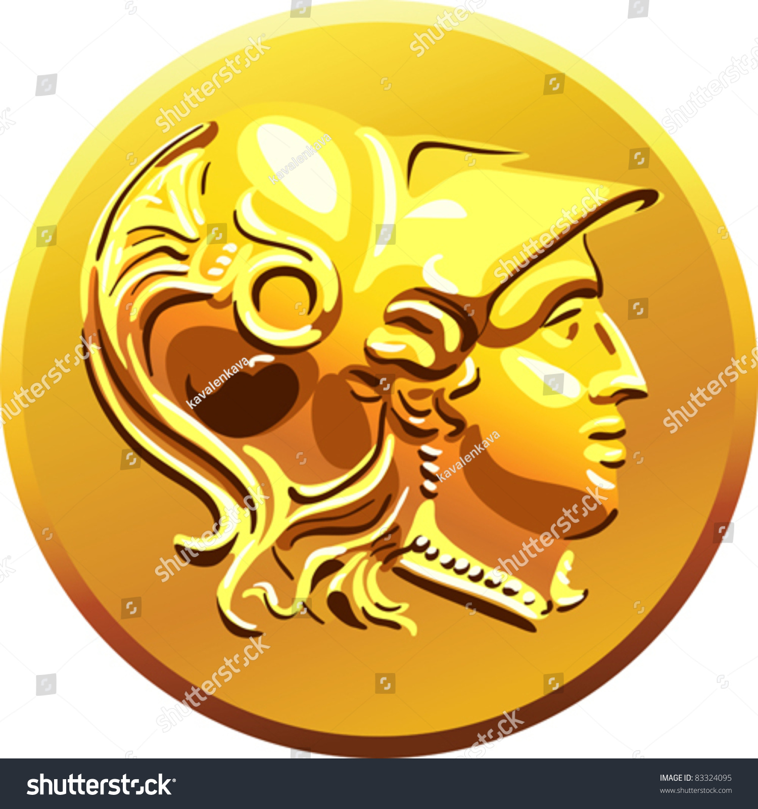 Stock Vector Vector Antique