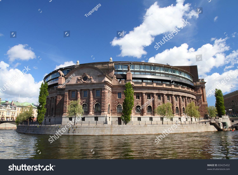 Sveriges Riksdag - 24 Photos - Landmarks & Historical ...