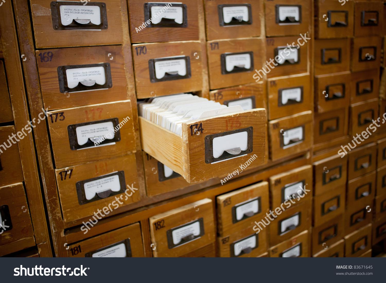 Фотообои на заказ - понятие базы данных. старинные кабинет. .