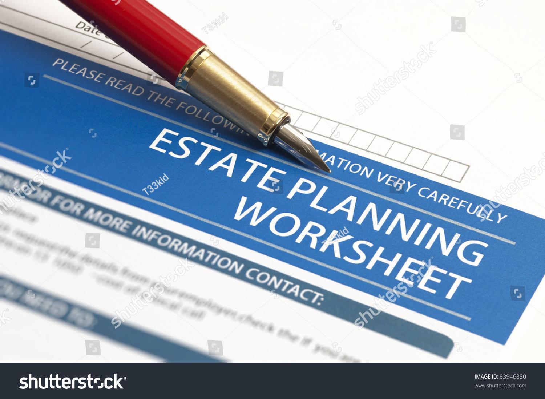 Uncategorized Estate Planning Worksheet worksheet estate planning fiercebad and vintagegrn stock photo royalty free image
