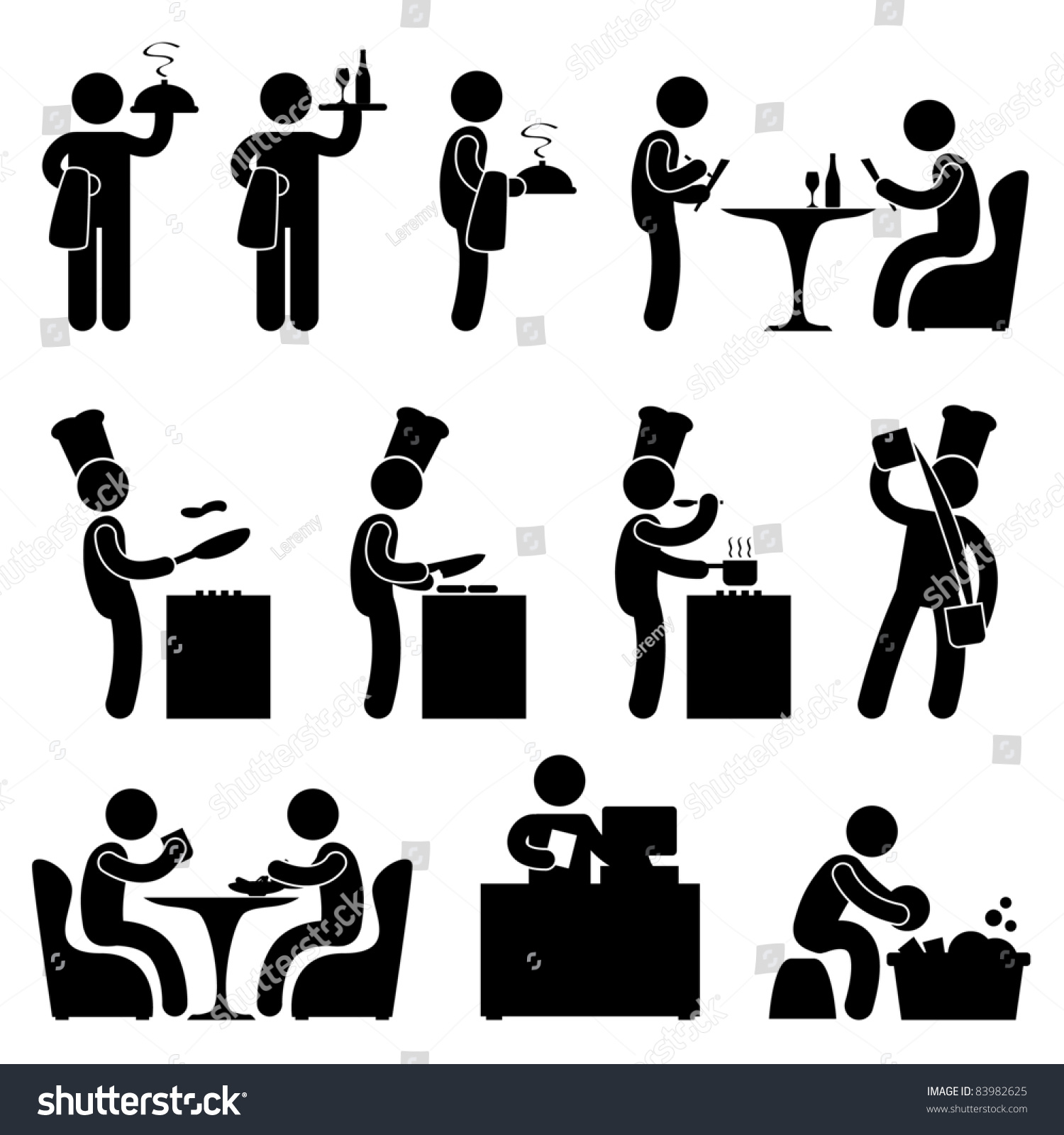 how to create a pictogram