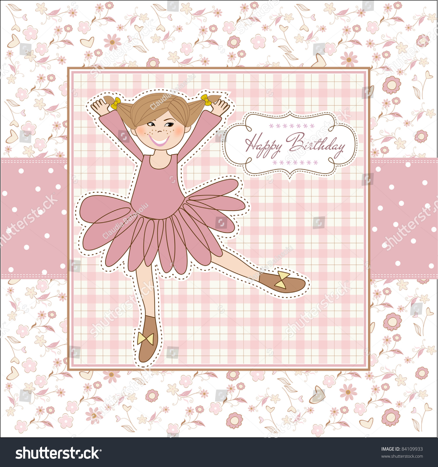 Girl Birthday Card Image collections Free Birthday Cards