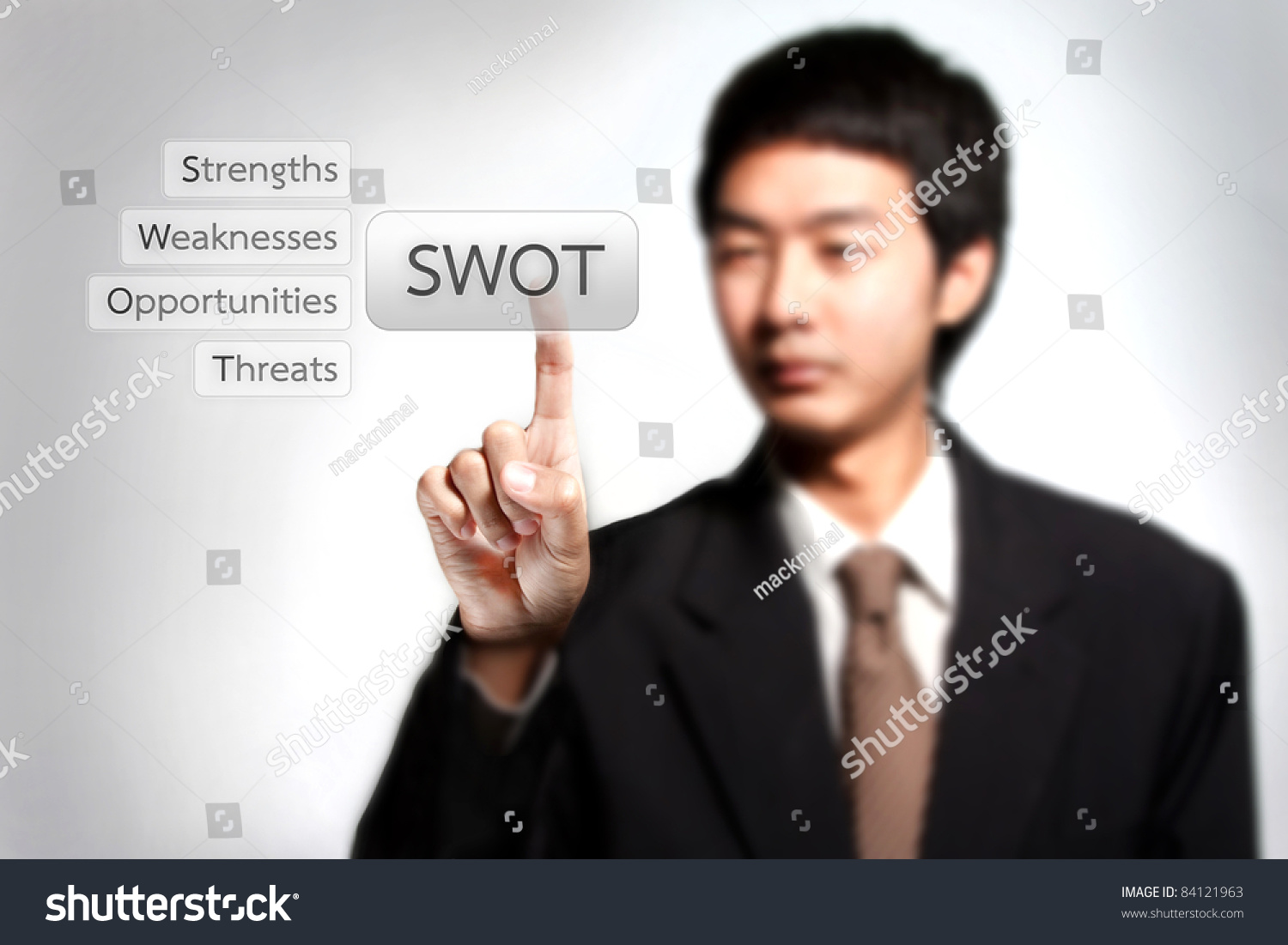 swot analysis strength weakness opportunity threat stock photo swot analysis strength weakness opportunity and threat business man pressing on