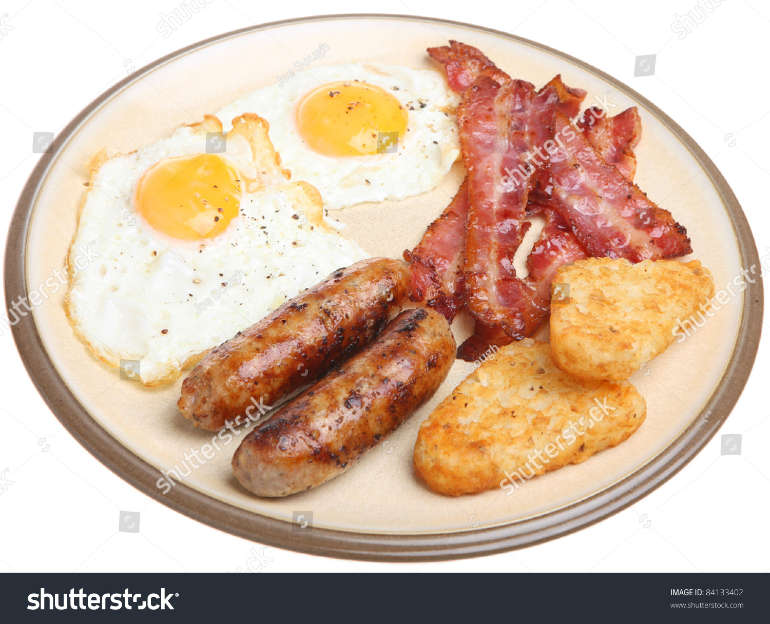 Bacon And Eggs And Hashbrowns | www.pixshark.com - Images ...