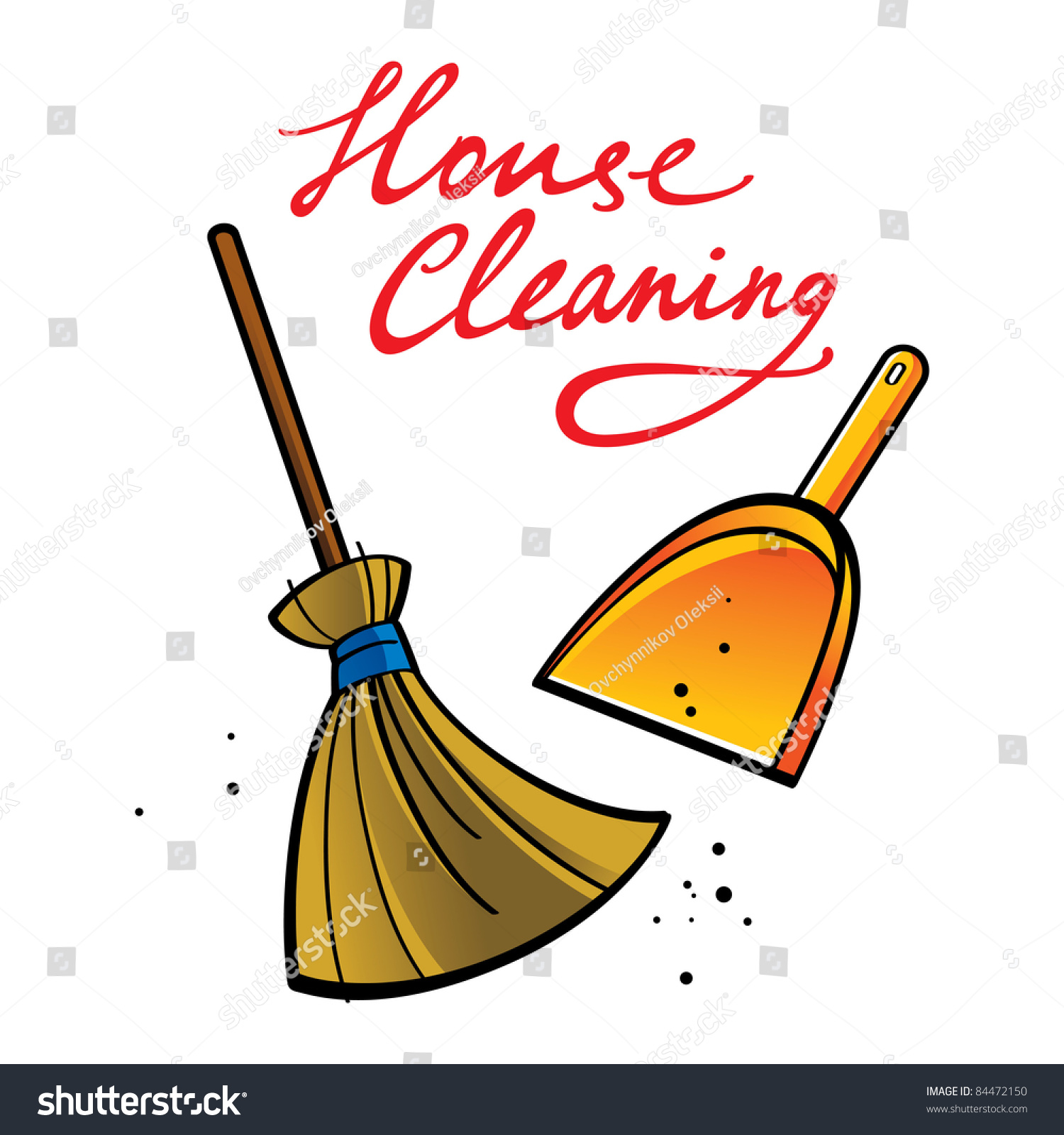 clip art illustrations cleaning - photo #30