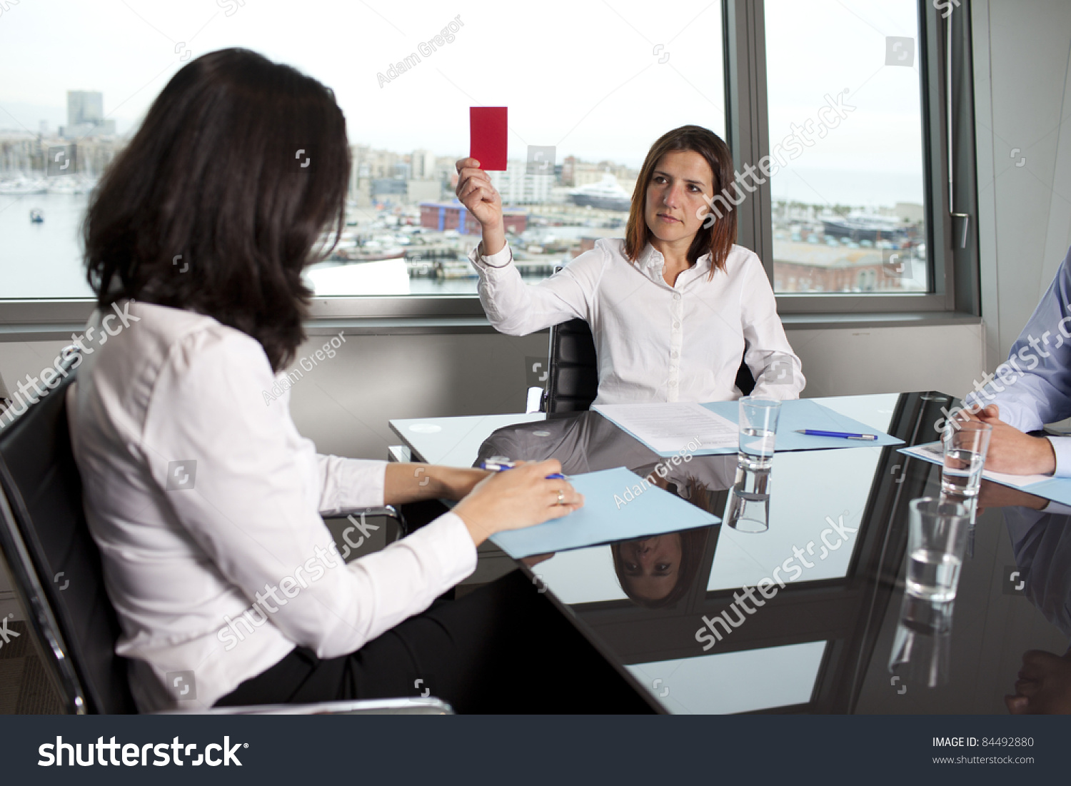 job interview going bad stock photo shutterstock job interview going bad