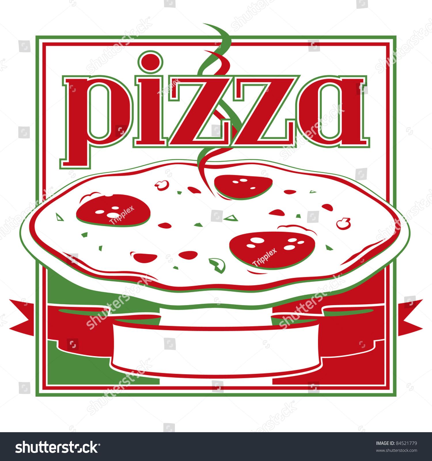 pizza box clipart free - photo #40