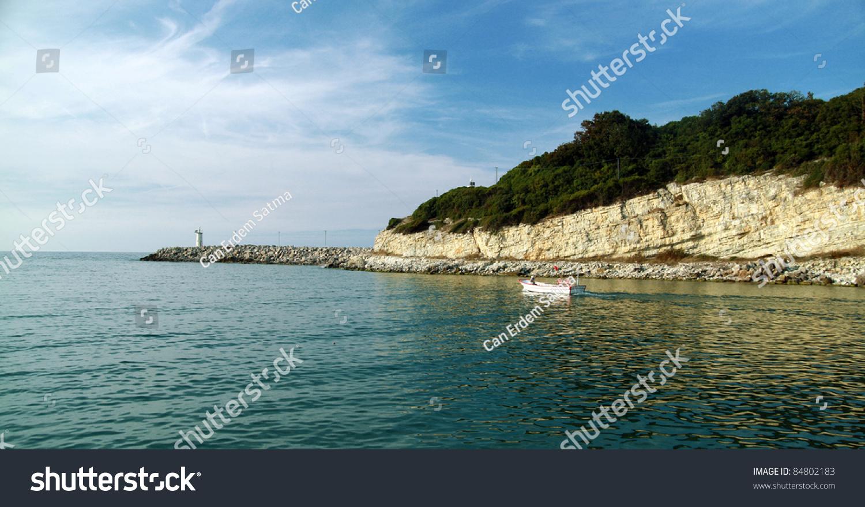 Agva Turkey  City new picture : River In Agva Istanbul, Turkey Stock Photo 84802183 : Shutterstock