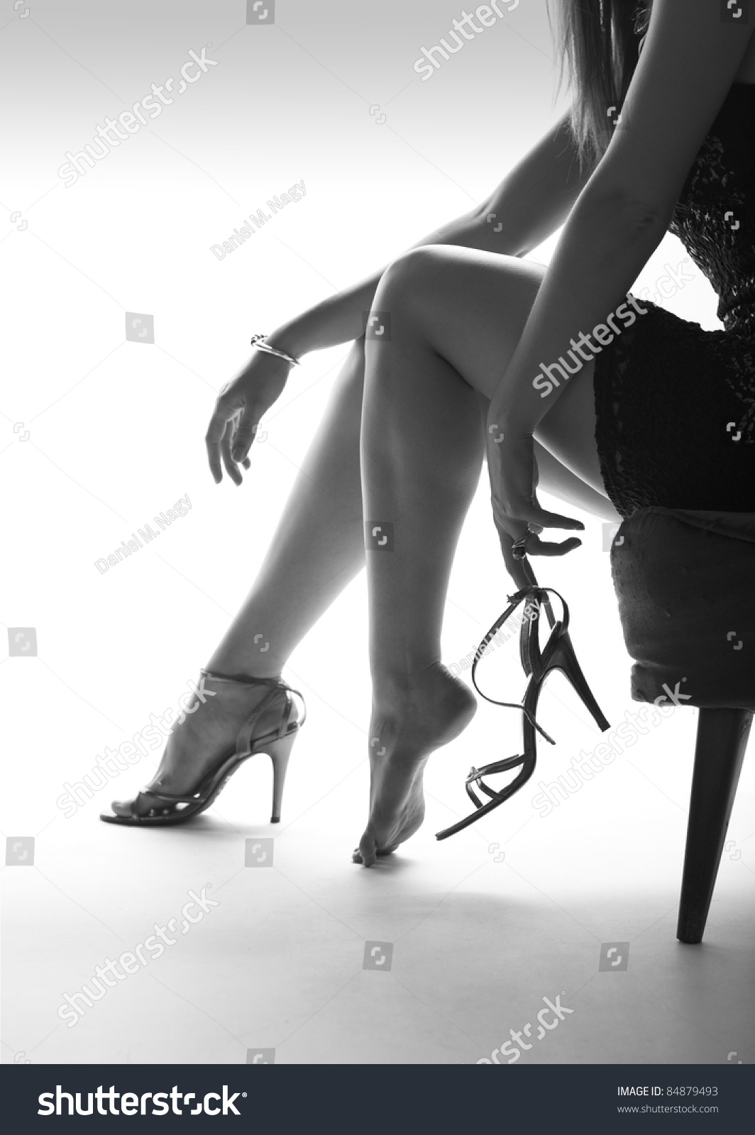 sexy woman legs high heels white stock photo (download now) 84879493