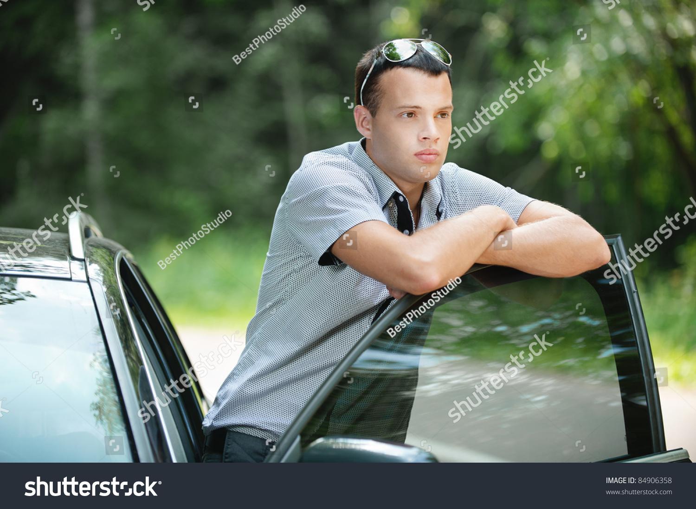 Фото молодых людей с машиной 7 фотография