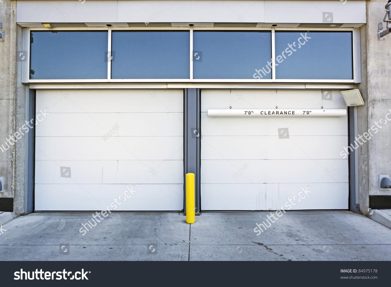 Urban Style Garage Stock Photo Edit Now 84975178