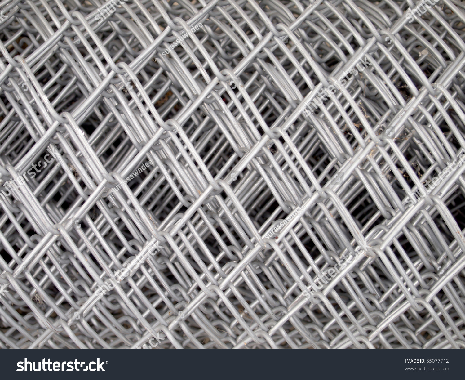 Iron wire fence texture | EZ Canvas