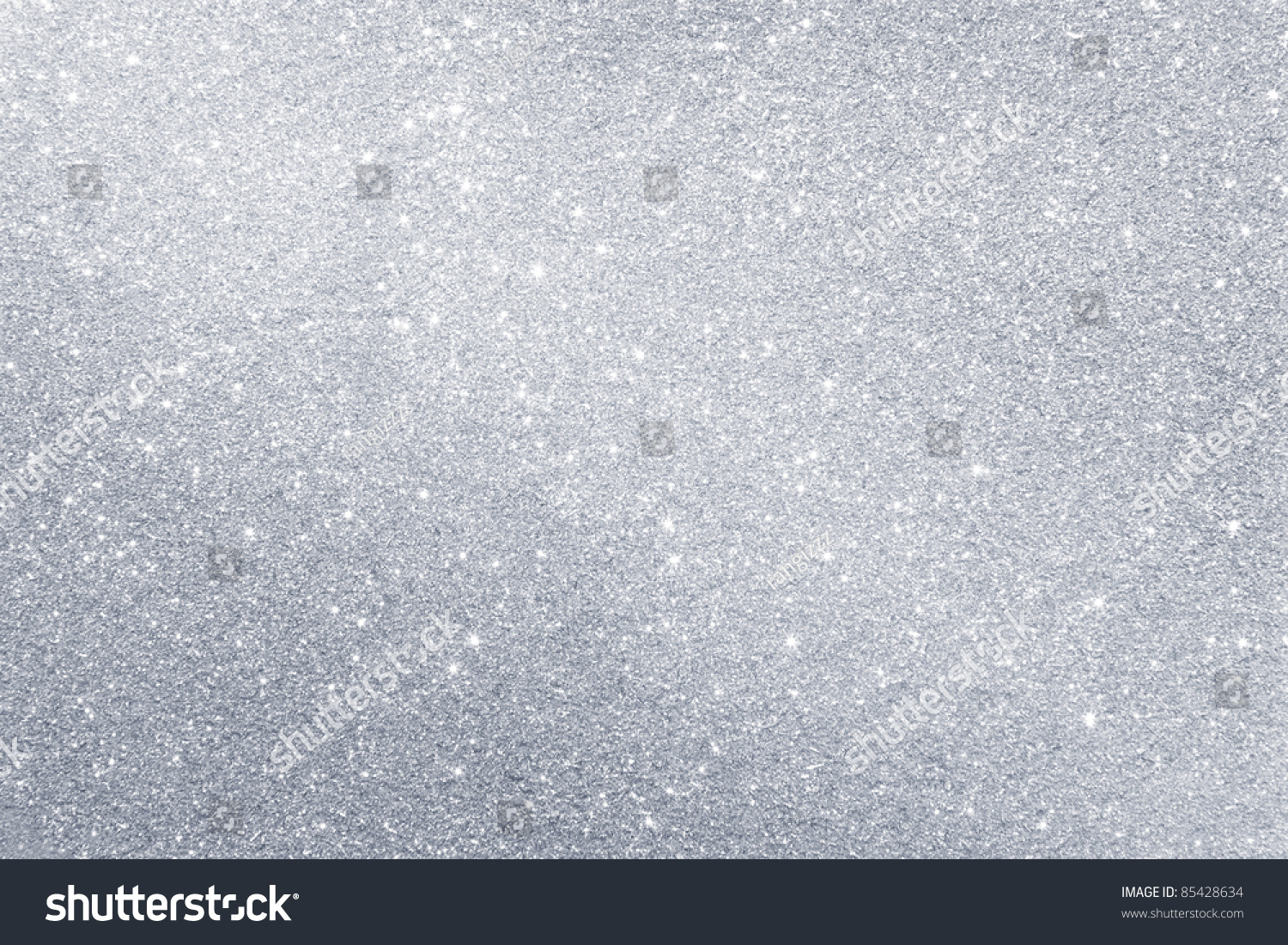 Abstract silver background with copy space #85428634