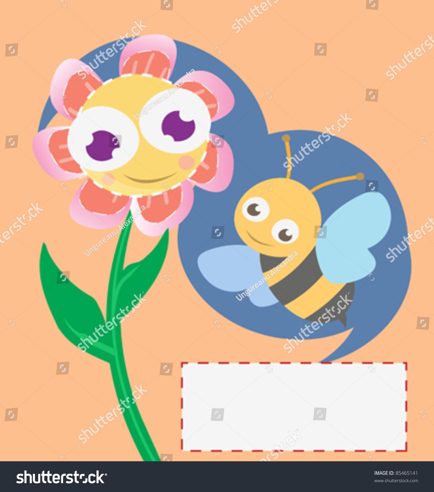 Beautiful Cartoon Flower Gallery Flower Wallpaper Hd