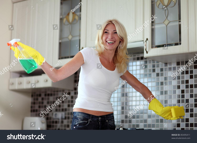 Как сделать из себя домохозяйку