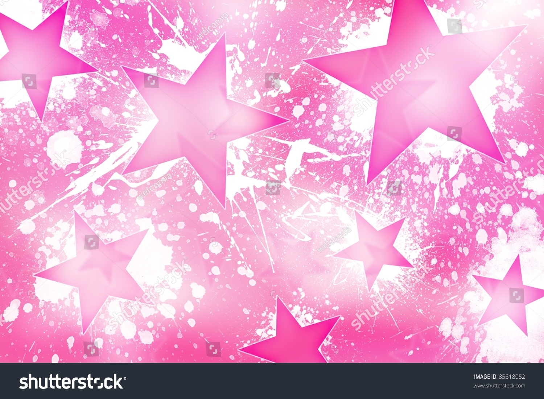 pink stars backgroundpink wallpaperpink - photo #11