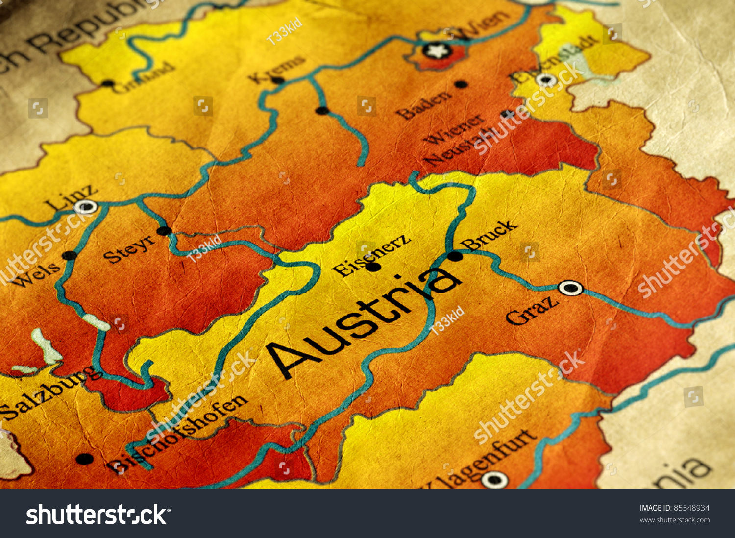 Ancient world map austria stock photo royalty free 85548934 ancient world map austria stock photo royalty free 85548934 shutterstock gumiabroncs Images