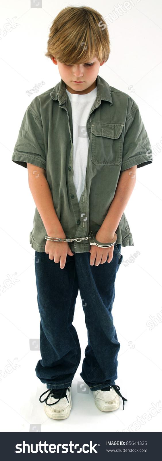 Handcuffs Boy Images Usseek Com