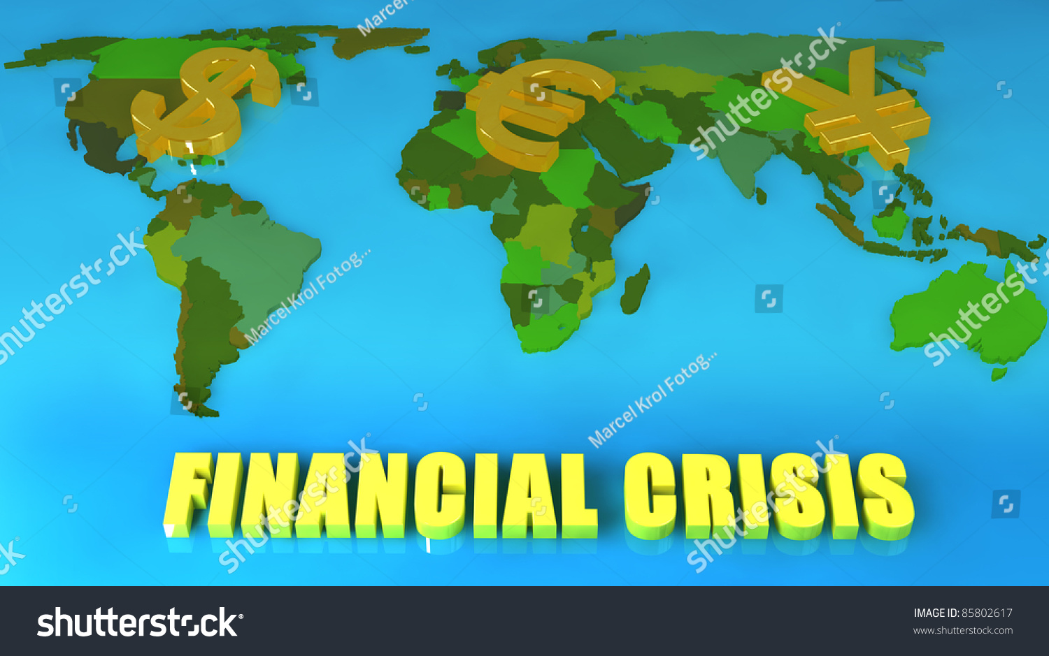 Concept worldwide financial crisis symbols dollars stock concept of a worldwide financial crisis with the symbols for dollars euros and yen buycottarizona Gallery