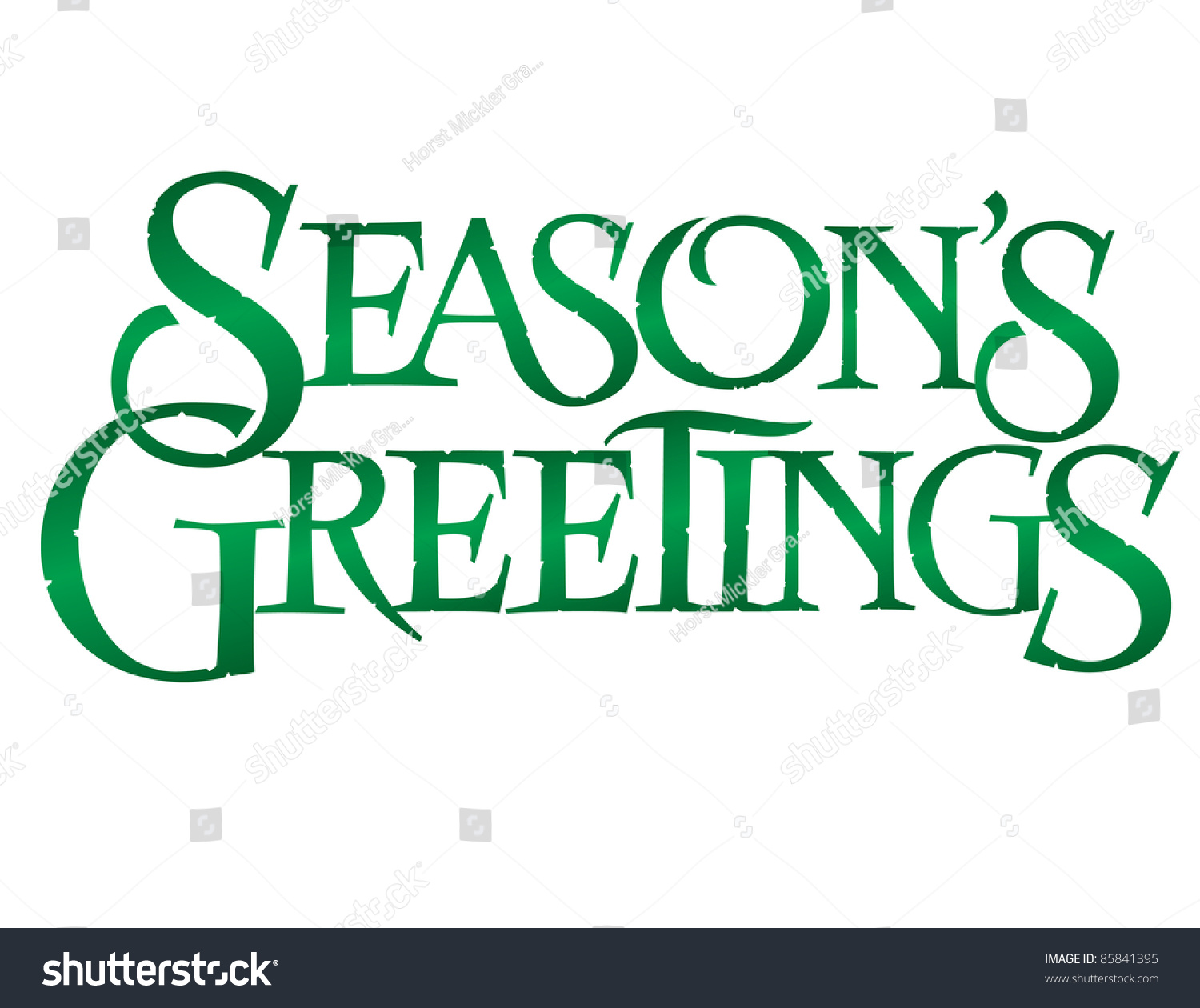 Classic holiday vector lettering series seasons stock vector classic holiday vector lettering series seasons greetings kristyandbryce Choice Image