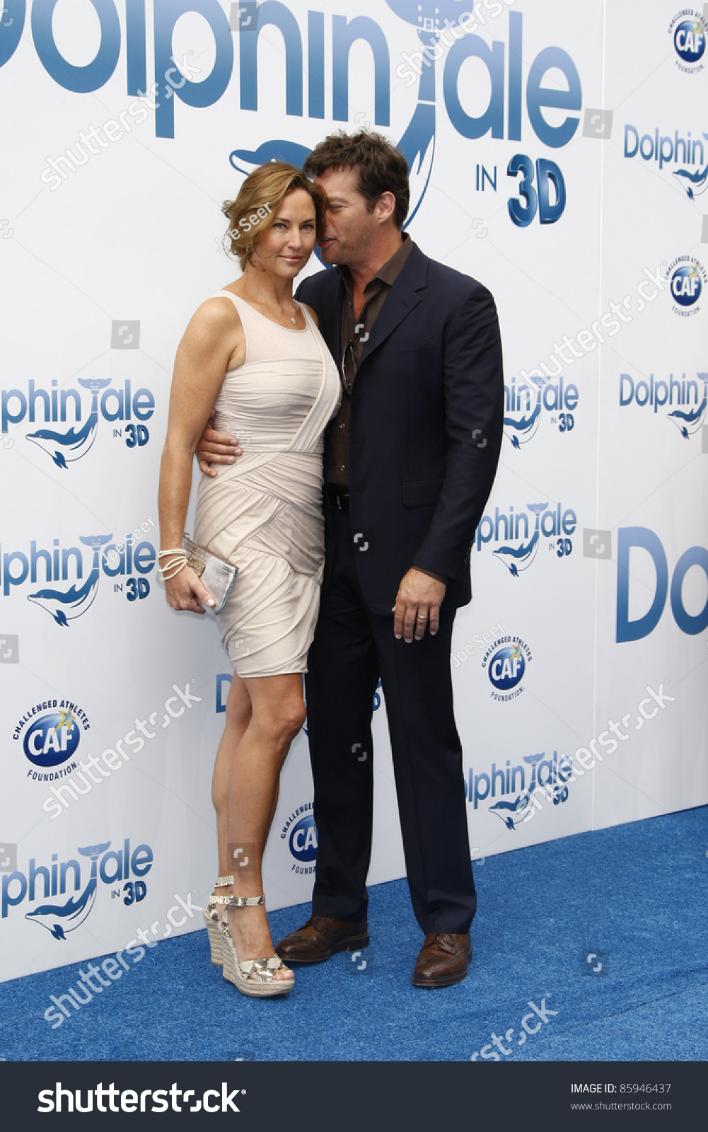 jill goodacre and harry connick jr
