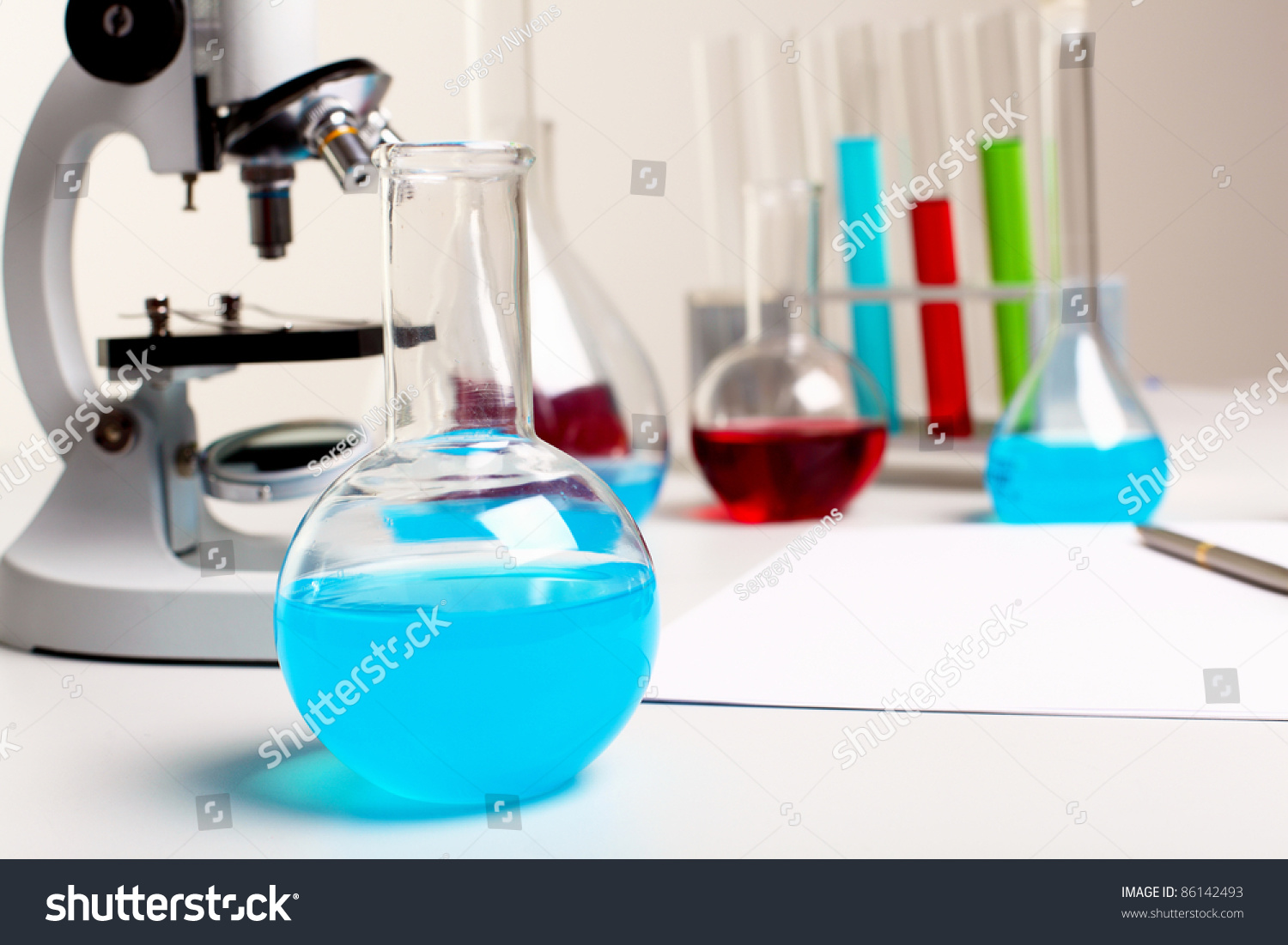 Worksheets Biology Laboratory Equipment image chemistry biology laboratory equipment stock photo 86142493 of or equipment