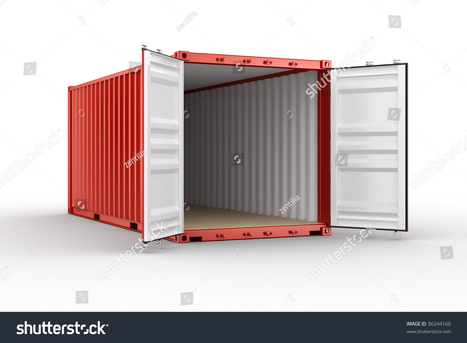 How to open shipping 71