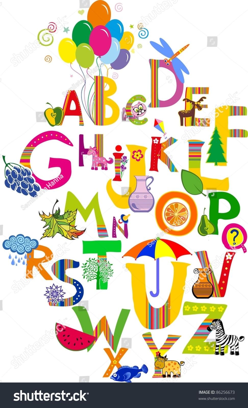 Abc. The Complete Children'S English Alphabet Splat Out ...