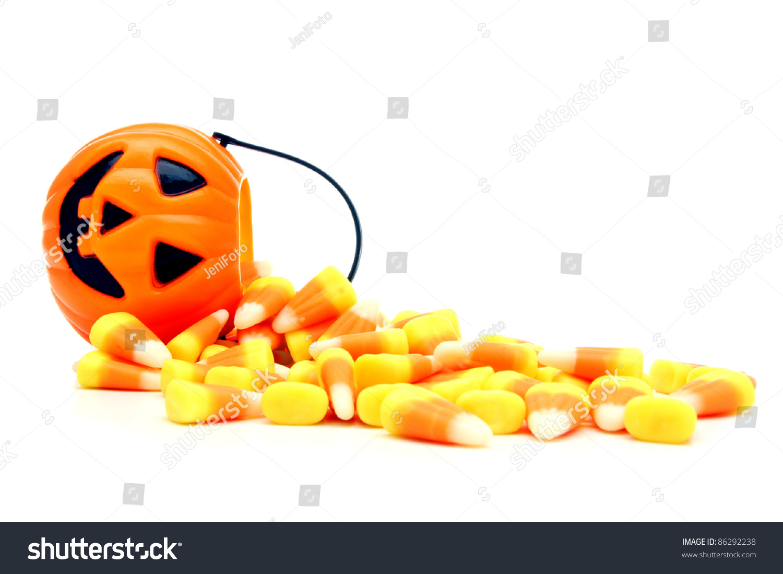 Halloween Candy Pail