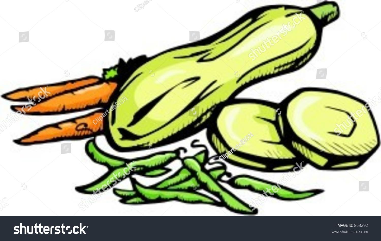 variety vegetables check my portfolio many stock vector 863292 rh shutterstock com