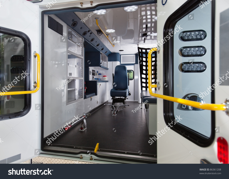 Ambulance Interior Design
