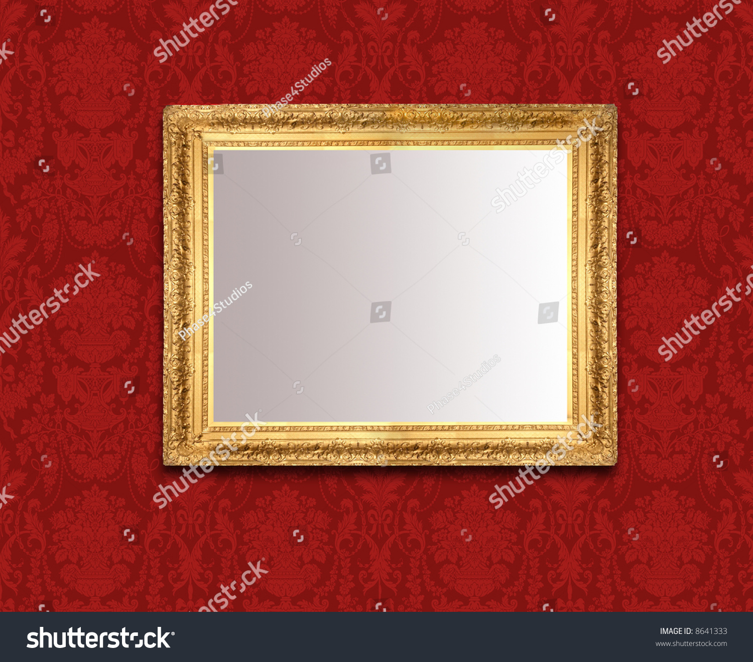 Mirror on a wall images home wall decoration ideas mirror on a wall choice image home wall decoration ideas ornamental gold mirror on wall red amipublicfo Gallery