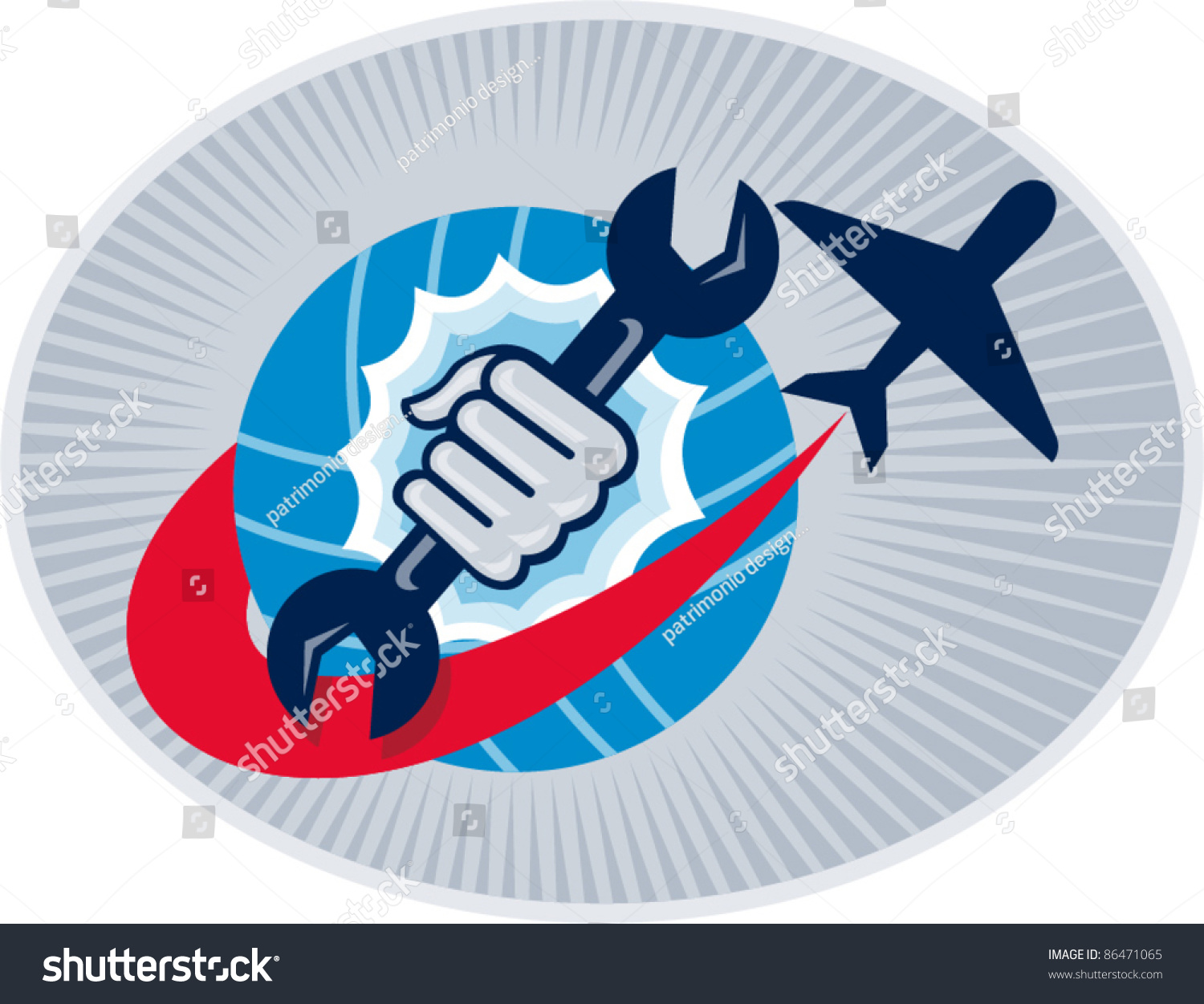 airplane mechanic clipart - photo #3
