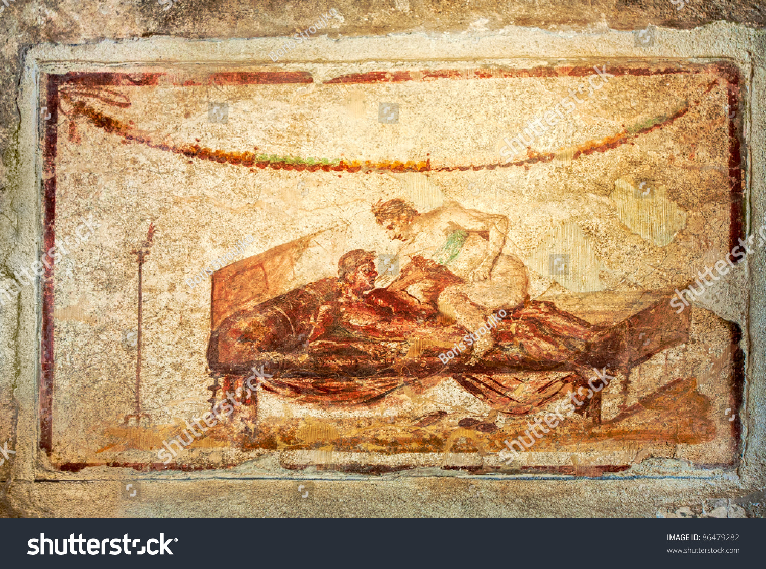 Two Thousand Years Old Roman Antique Stock Photo & Image (Royalty ...