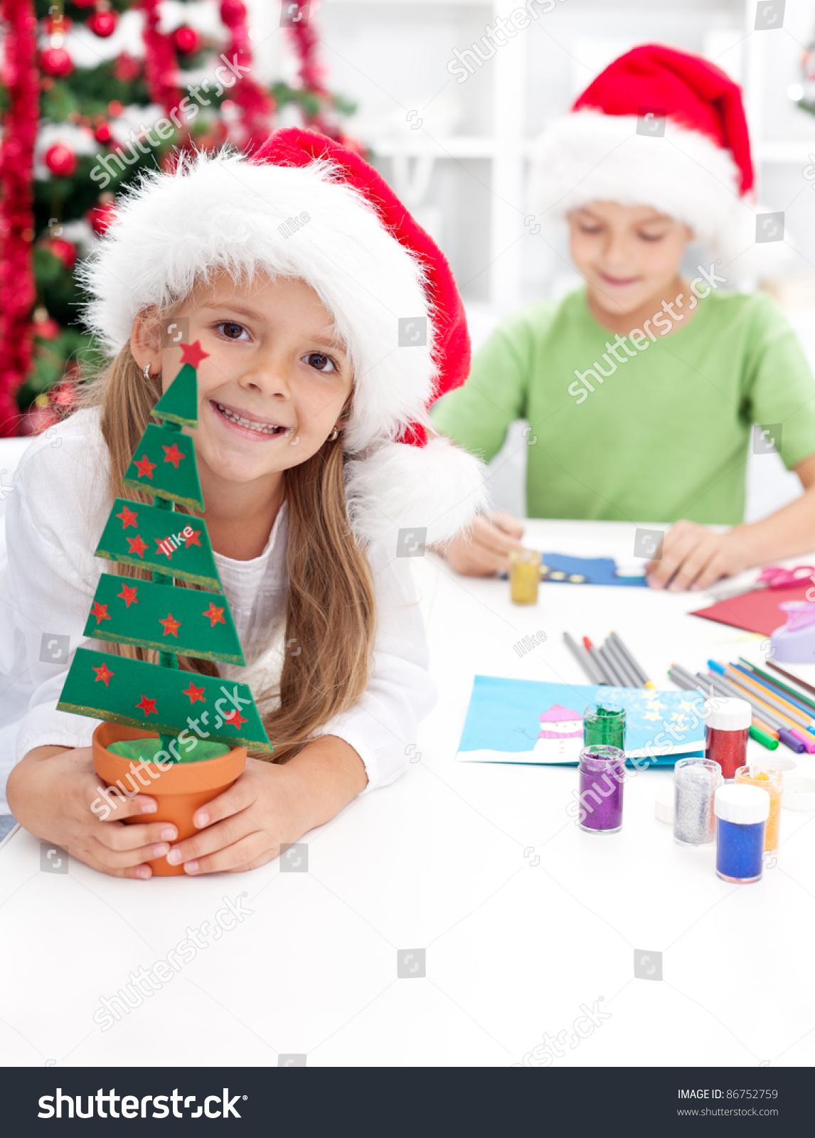 Новогодние подарки родителям от детей своими руками