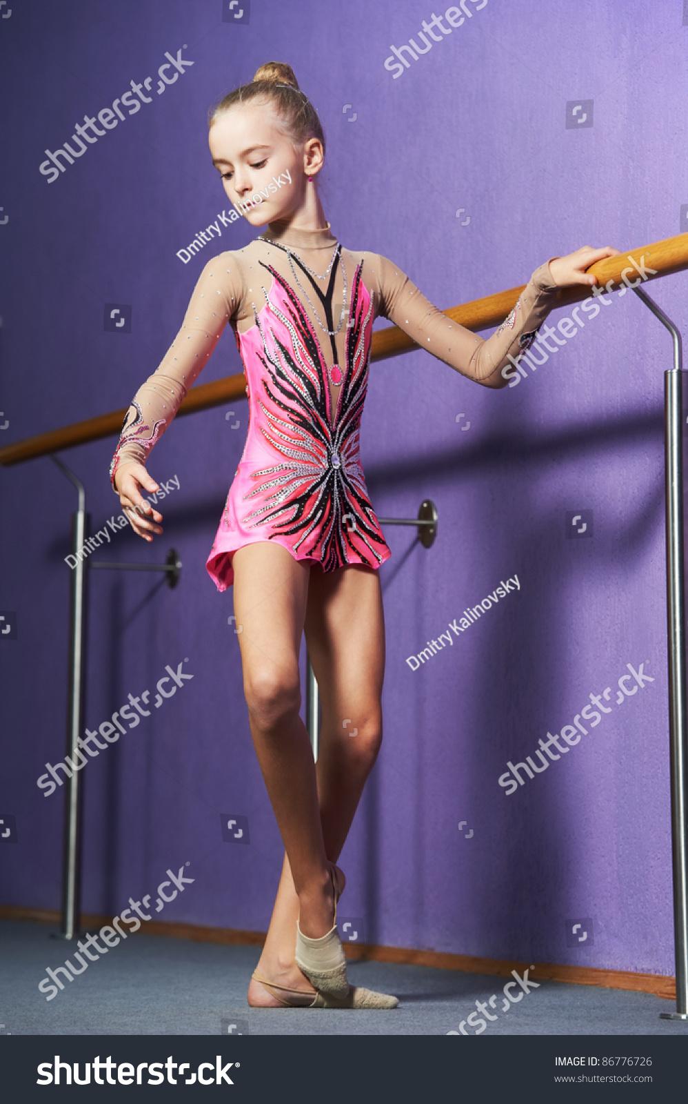 Фото модель гимнастки 10 фотография