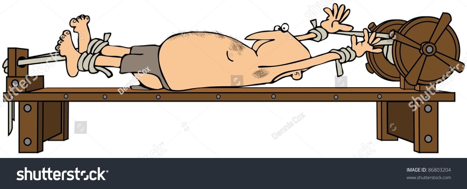 Tortured on rack nackt tube