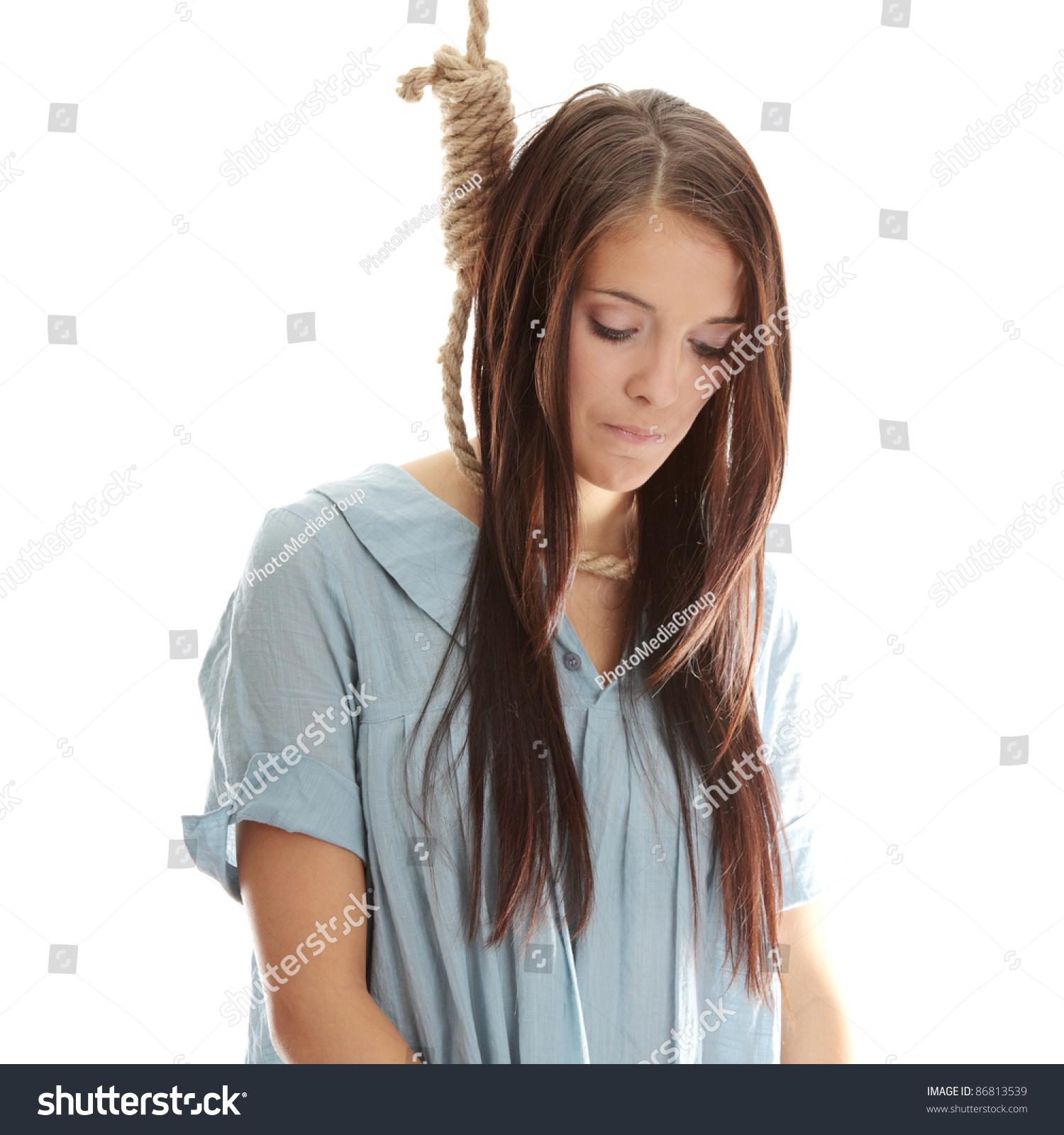 Teen Hanged 30