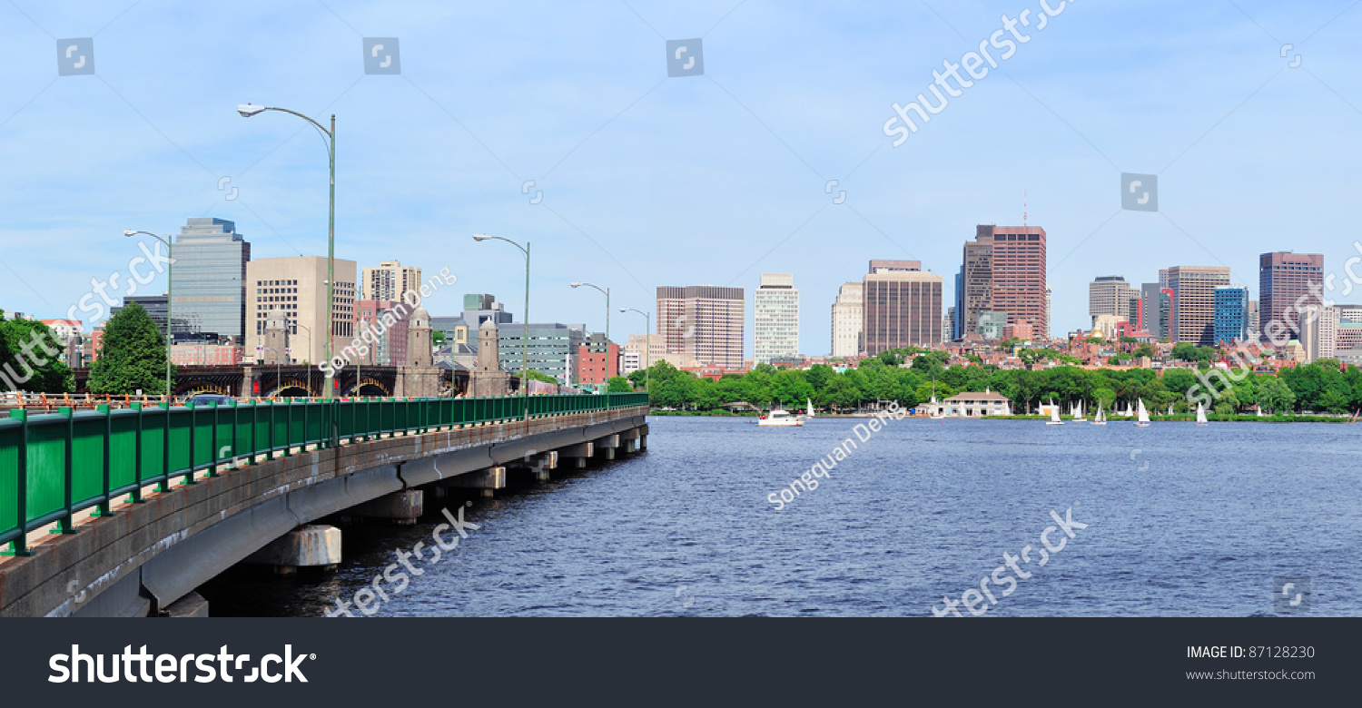 the controversy over charles river bridge Red gate bridge opens on st charles  year effort that culminated with the bridge's construction over the  in crossing the fox river on the.