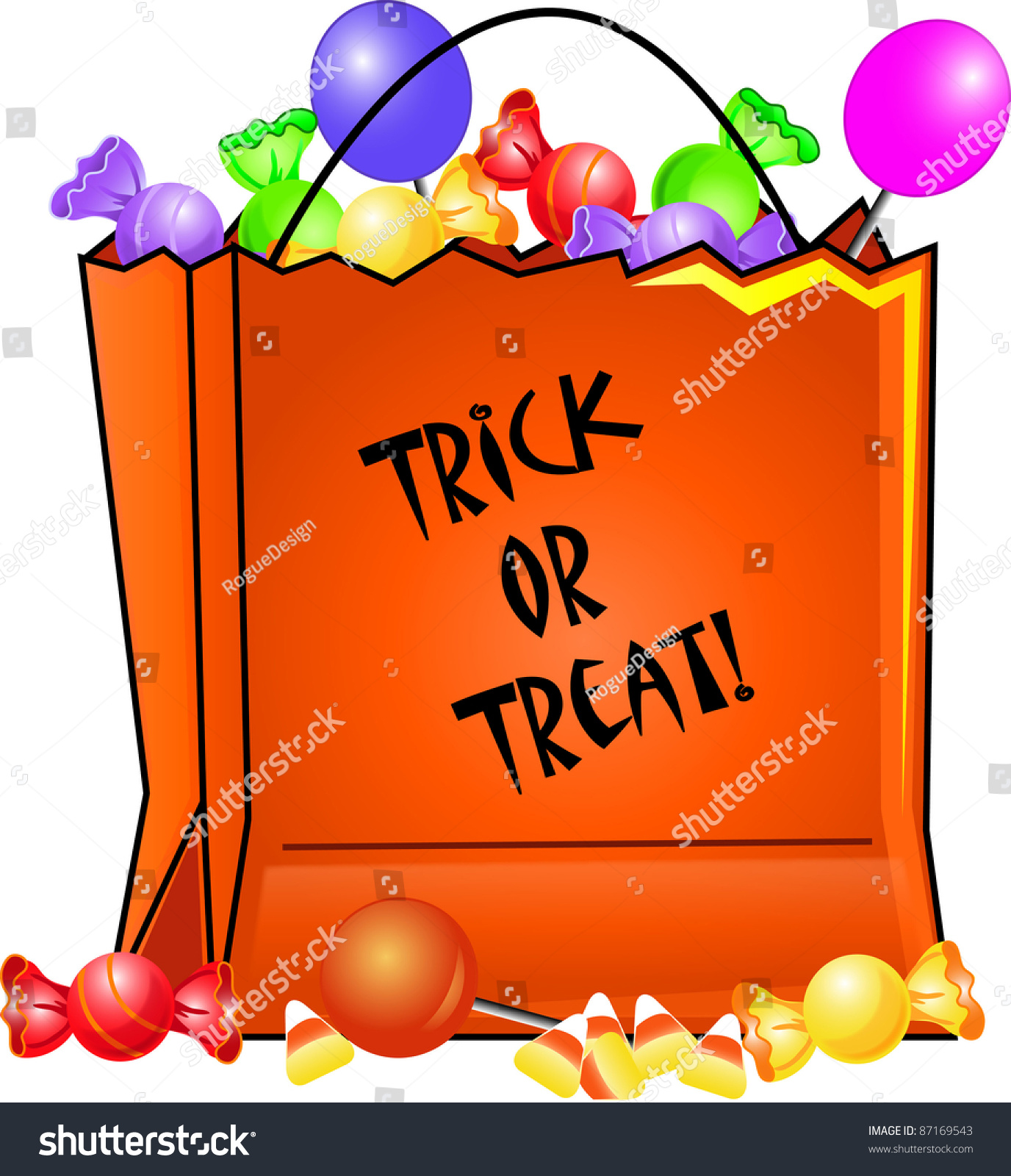 free clip art candy bag - photo #29