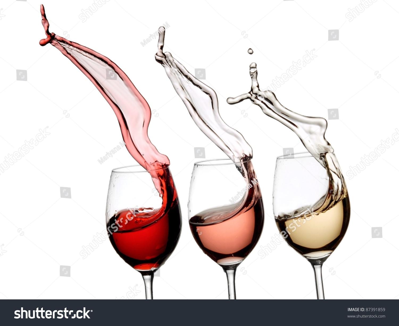 red rose white wine stock photo 87391859 shutterstock