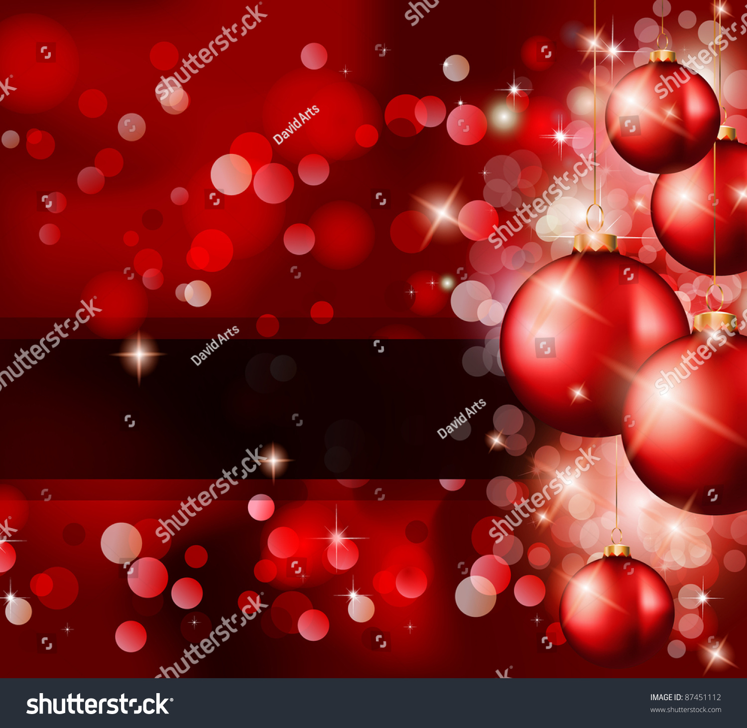 elegant classic christmas greetings background for flyers save to a lightbox