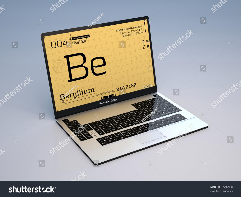 Beryllium - Periodic Table of Videos - YouTube