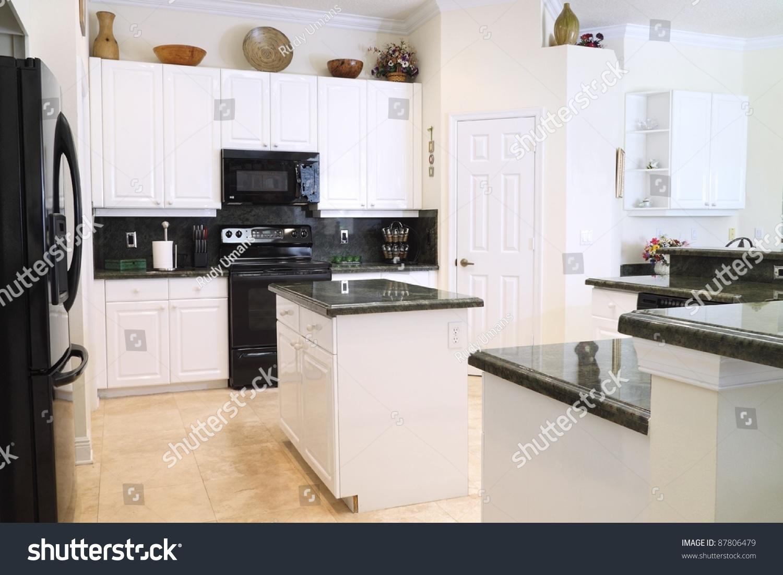 View beautiful modern kitchen upscale appliances stock - Upscale kitchen appliances ...
