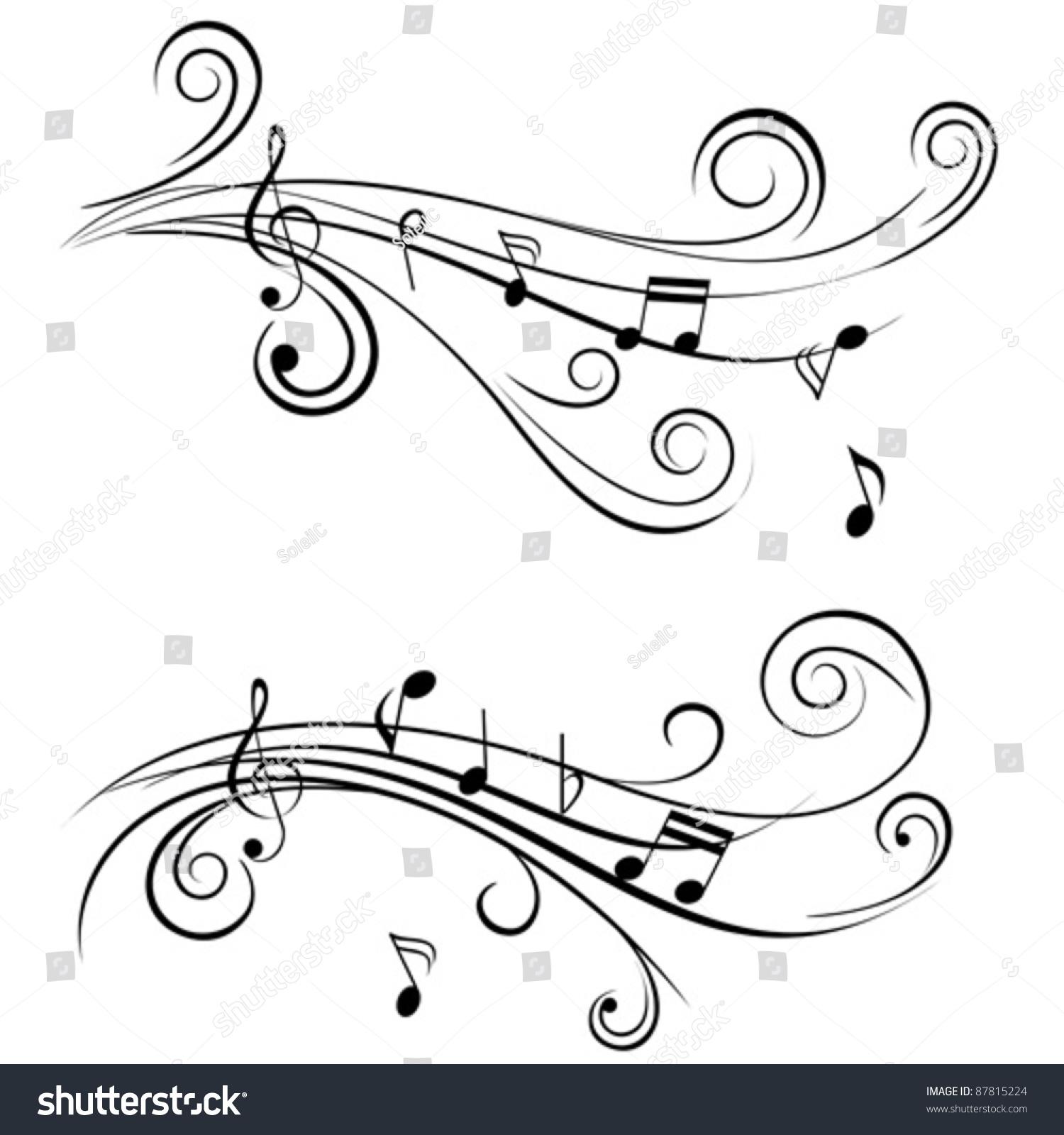Скрипичный Ключ Рисунок Для Ворда
